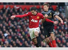 Manchester United vs Liverpool What a difference 12