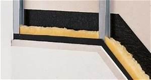 Isolation Liège Bitumé : mat riaux isolants isolbruit isolation phonique contre ~ Premium-room.com Idées de Décoration