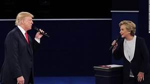 ISIS, Russia, Syria: Trump, Clinton debate lays bare ...