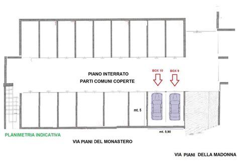 Dimensioni Box Auto by Annuncio Privato Millesimo Occasione Nr 2 Box Auto