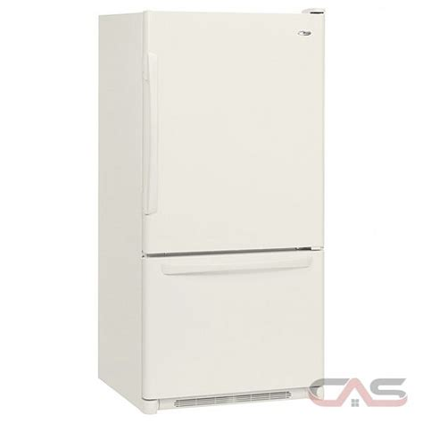 amana abbfeq    cu ft bottom freezer refrigerator reversible door swing
