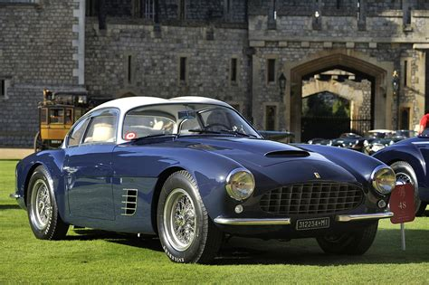 A ferrari suv wouldn't be lacking in competitors, either. Best of Vintage Cars: Ferrari Legend Nº1 (250 GT Zagato)