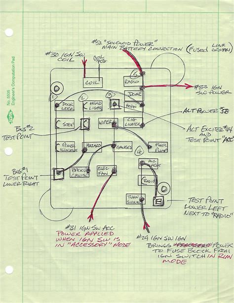 Ez Wiring 12 Circuit Diagram by E Z Wiring Harness Circuit Diagram Ford Truck