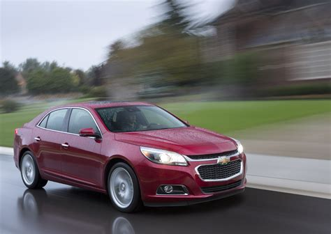 """""""dramatic"""" Allnew Chevrolet Malibu To Debut About A Year"""