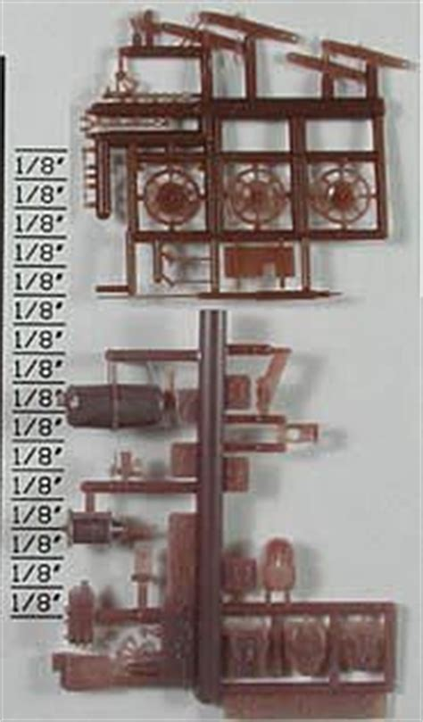 detail assoc ab brake set ho scale