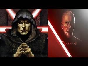 Versus Series: Darth Bane Vs. Darth Tyranus - YouTube