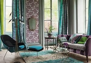 Deco Salon Pas Cher : la chambre style baroque nos propositions en photos ~ Teatrodelosmanantiales.com Idées de Décoration