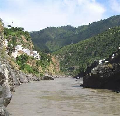 Alaknanda Devprayag River Uttarakhand Temple India Wikipedia