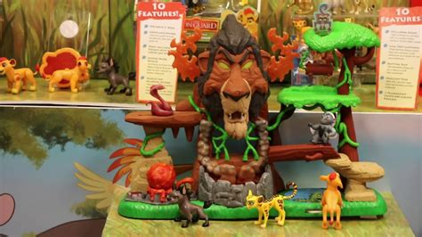 New Lion Guard Toys From Just Play At Toy Fair 2017