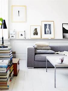 Decordots, Contrasts, And, Harmony, In, A, Swedish, Apartment