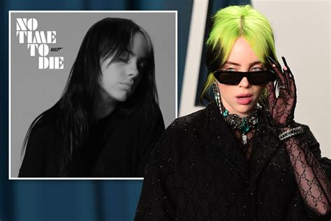 Billie Eilish's No Time To Die James Bond theme song whips ...