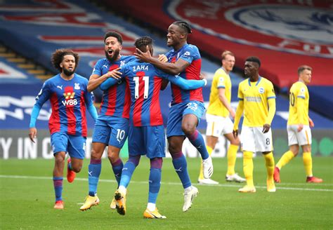 Crystal Palace 1-1 Brighton and Hove Albion – Eagles ...