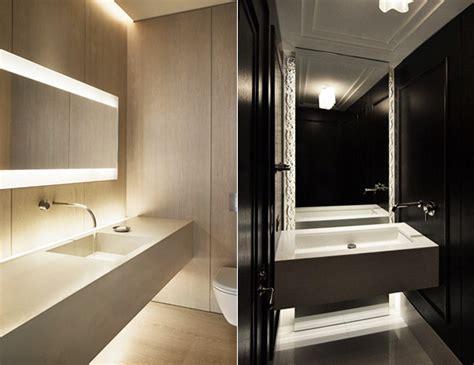 Moderne Badezimmer Böden by Bad Modern Gestalten Mit Licht Freshouse