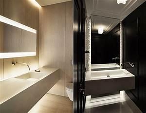 Moderne Badezimmer Beleuchtung : bad modern gestalten mit licht freshouse ~ Sanjose-hotels-ca.com Haus und Dekorationen