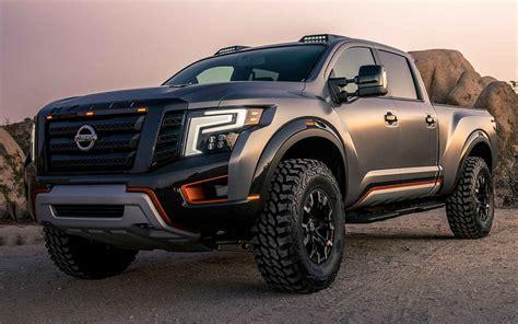2019 Nissan Titan Concept Release Date, Price New