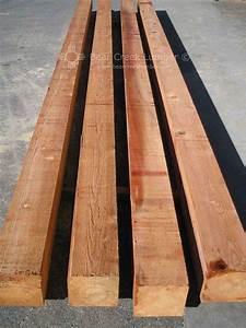 Bear Creek Lumber Western Red Cedar Post Beams