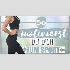 Motivation Zum Sport  Mit Diesen Tipps Klappt's Endlich