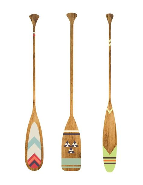 decorative oars and paddles canada 17 best images about painted paddles on local