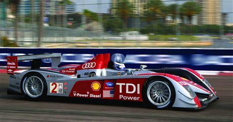 Race Cars by Audi R10 Tdi Race Car Will Use Biofuel Top Speed