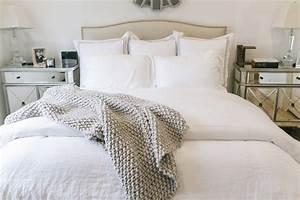 All, White, Bedding