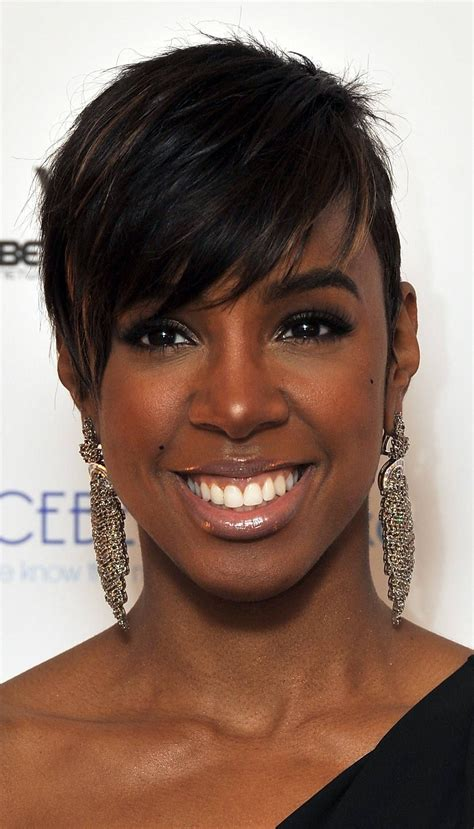 Hairstyles For Black With Thin Hair by Edgy Haircuts Are So Cool Right Now Here Are Our