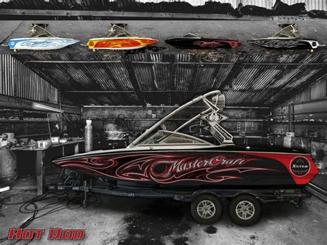 Boat Wraps In Kentucky by Norcalmastercraft Teammastercraft Wakerootsrideshop