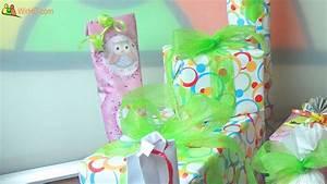 Weinflasche Verpacken Selber Machen : weinflaschen als geschenk verpacken geschenke einpacken anleitung tutorial youtube ~ Watch28wear.com Haus und Dekorationen