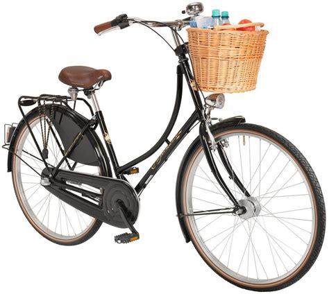 fahrrad mit anhänger vorne performance hollandrad damen 187 den haag 171 28 zoll 3 r 252 cktrittbremse kaufen otto