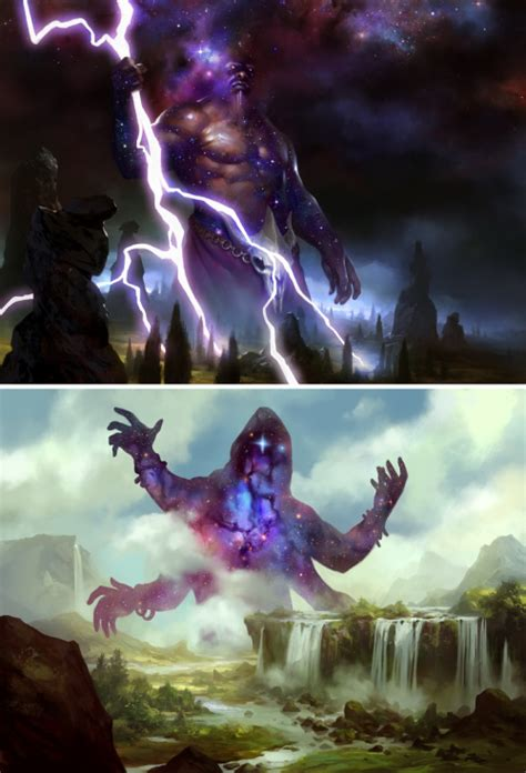 gods  theros magic  gathering athreos