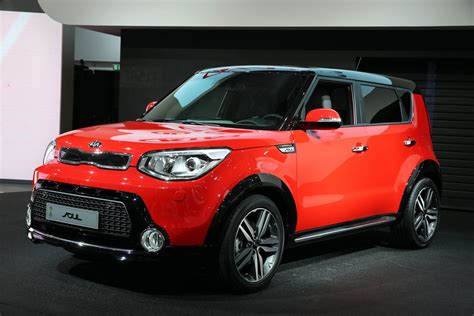 Kia Soul Suv by Pictures Of A Black Kia Soul With Suv Accessory Kit