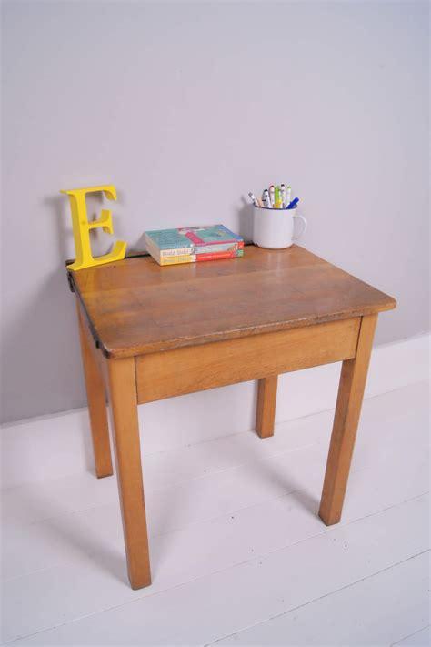 kids desk for two children 39 s vintage esavian single desk with lift up