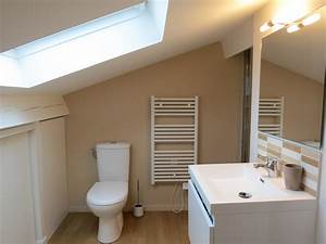 Rnovation D39une Mini Salle De Bain Sous Combles Home