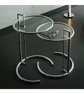 Adjustable Table E 1027 ClassiCon Table D39Appoint Milia Shop