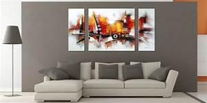 tableau pour salon moderne bricolage maison et decoration With tableau pour salon moderne