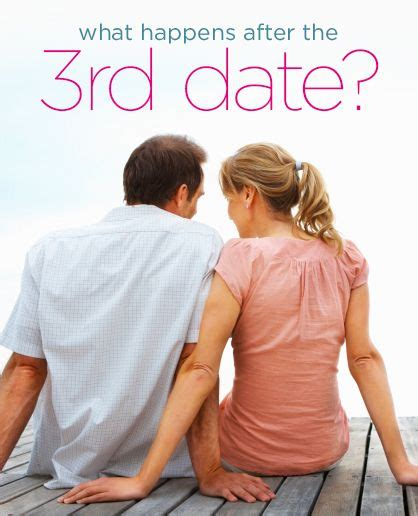 What Happens After Second by What Happens After The Third Date