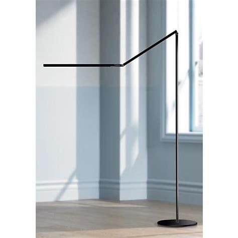 z bar gen 3 floor l koncept gen 3 z bar warm light led modern floor l black