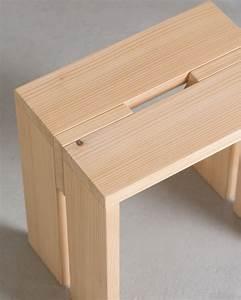 Nordische Möbel Online Shop : hocker aus holz massiv ~ Bigdaddyawards.com Haus und Dekorationen