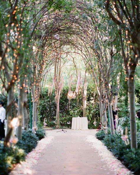 Magical Dreamy Enchanted Forest Wedding Wedding