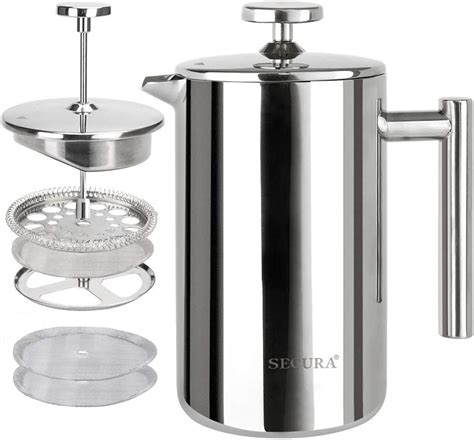 Alibaba.com offers 914 coffee presser products. Secura French Press Coffee Maker, 304 Grade Stainless ...