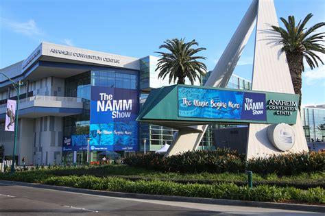 namm show location date history   nammorg