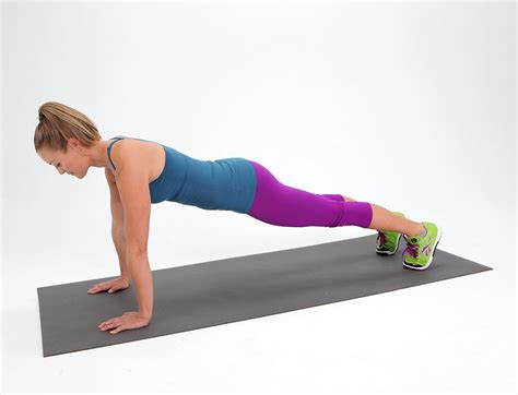 plank pictures plank challenge popsugar fitness