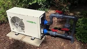 Pool Water Heat Pump Hydro-pro 5 Kw