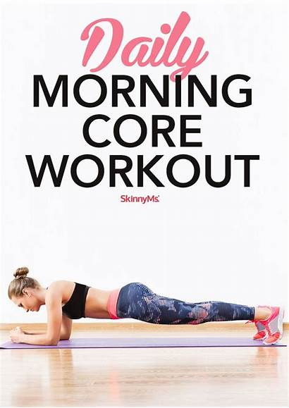 Workout Morning Daily Core Ab Bed Start