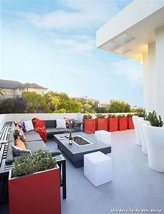 idee deco jardin avec recup with exotique terrasse et With terrasse