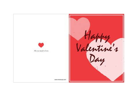 Valentine Cards Free To Print