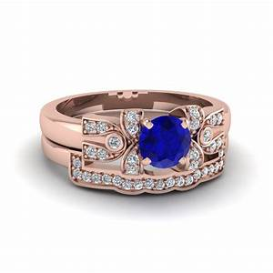 sapphire engagement rings for women fascinating diamonds With wedding ring sets with colored stones