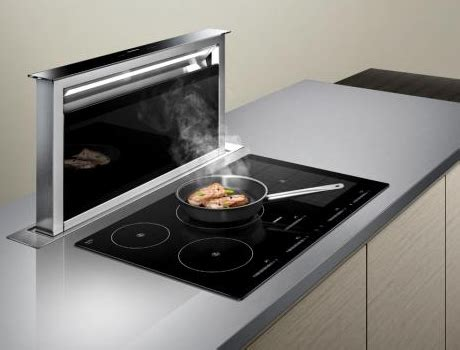 Recessed Table Ventilation By Siemens