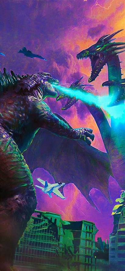 Godzilla Monsters King Iphone Poster Xr Wallpapers