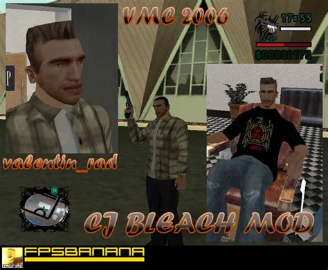 cj white mod grand theft auto san andreas modding tools