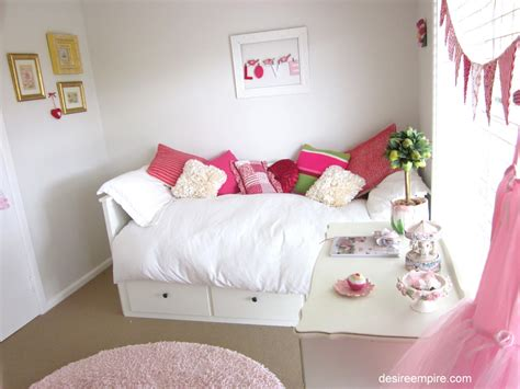 My Little Girl's Bedroom Reveal  Desire Empire